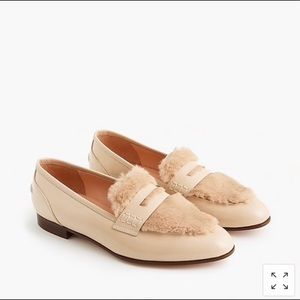J. Crew Academy penny loafers